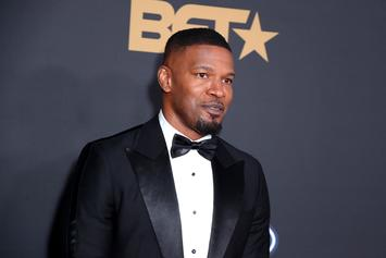 Jamie Foxx Signs On To Play Mike Tyson In New TV Series
