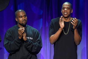 "Jay-Z & Kanye West's ""N***as In Paris"" Goes Octuple Platinum"