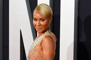 "Jada Pinkett Smith Admits To ""Two Times"" She's Been ""Infatuated With Women"""