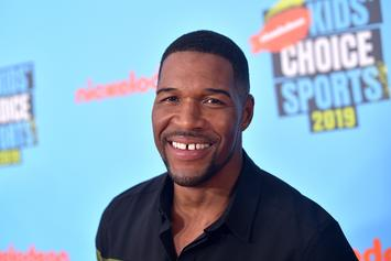 Michael Strahan Confirms Fixed Tooth Gap Was An April Fools' Prank