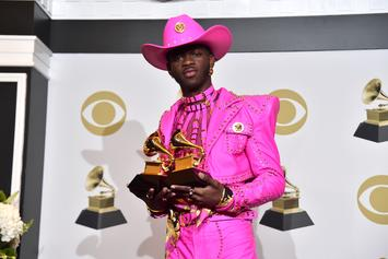 "Lil Nas X Slams Nike For Blocking The Sale Of ""Satan's Shoes"""