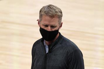 Steve Kerr Delivers Harsh Realities Of Warriors Playoff Fight