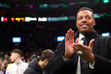 Paul Pierce's IG Live Goes Off The Rails, NBA Twitter Reacts