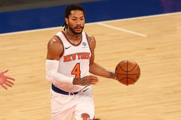 Derrick Rose Teases His Upcoming Yeezy Collaboration