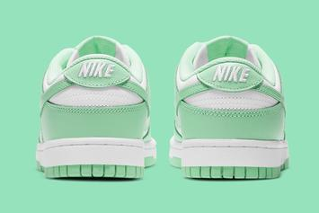 """Nike Dunk Low """"Green Glow"""" Coming Soon: Official Photos"""