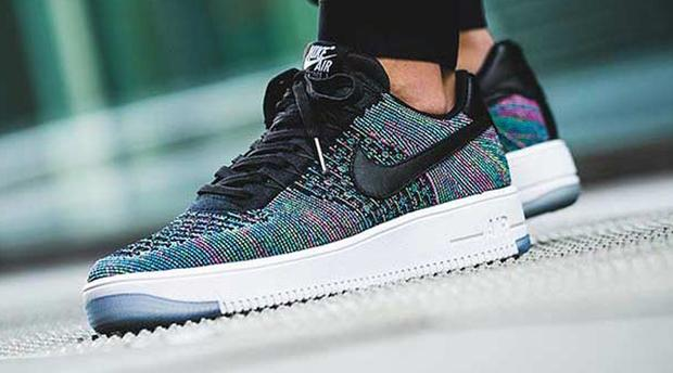 40c2a7b094c09 Air Force 1 Ultra Flyknit Gets Additional Colors & Low Top