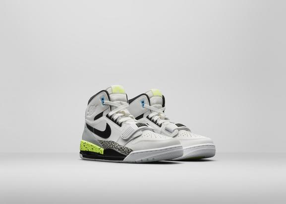 c1b34cb21c2 Don C's Jordan Legacy 312 Releasing In 3 Nike Retro Colorways