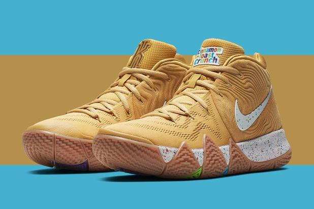 "a48df6fab17d Nike Kyrie 4 ""Cereal Pack"" New Release Details Announced"