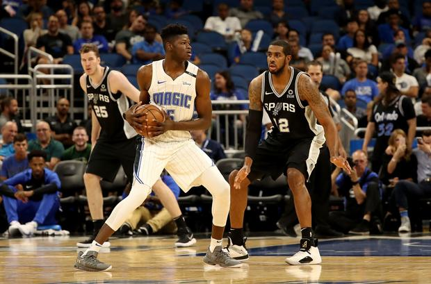 23016b0f99e97 Orlando Magic Rookie Mo Bamba Signs Sneaker Deal With Under Armour
