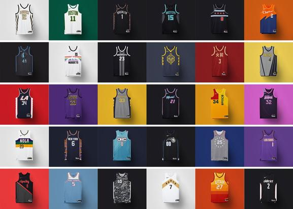 afe9ecbd8ad Top-10 Nike NBA