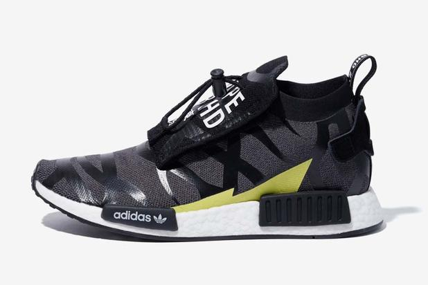 b3bf17ecb5305 BAPE X NEIGHBORHOOD X Adidas Shoes Dropping In January