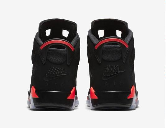 """9979a016e51 Air Jordan 6 """"Black/Infrared"""" Returning In Sizes For The Whole Family"""