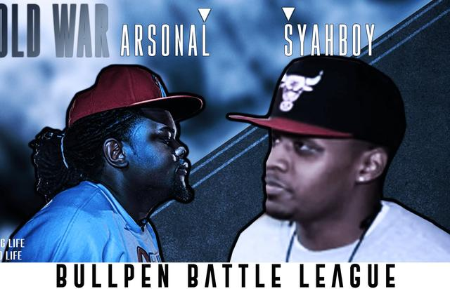 Arsonal vs Syahboy