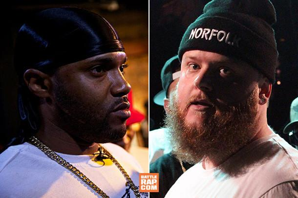 Math Hoffa vs Bigg K