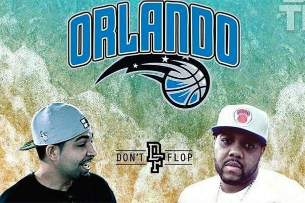 Don't Flop Orlando Card