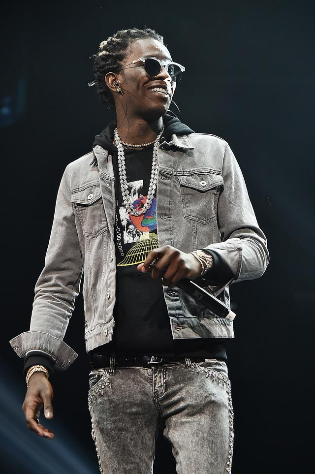 Young Thug at Power 105.1's Powerhouse 2016