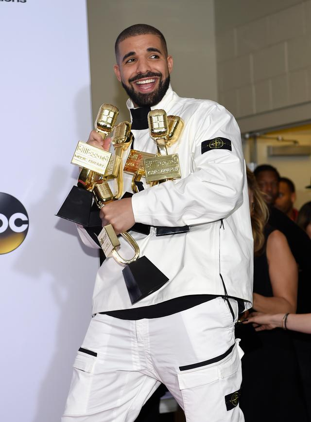 Drake holding all his wins
