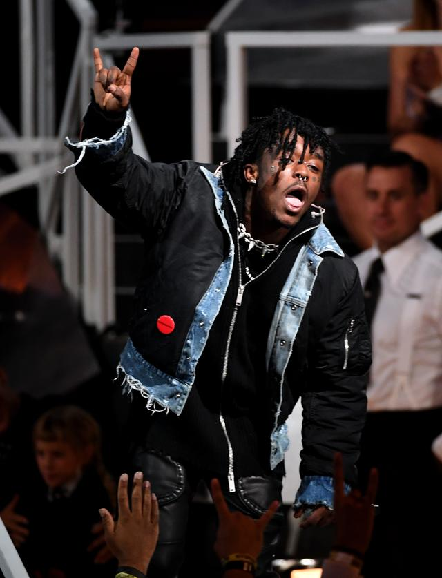 Lil Uzi Vert at the MTV VMAs