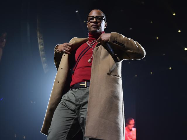 T.I. at TIDAL x Brooklyn event