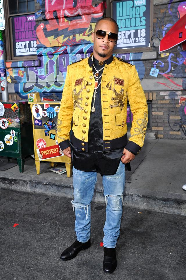 T.I. at VH1 Hip Hop Honors