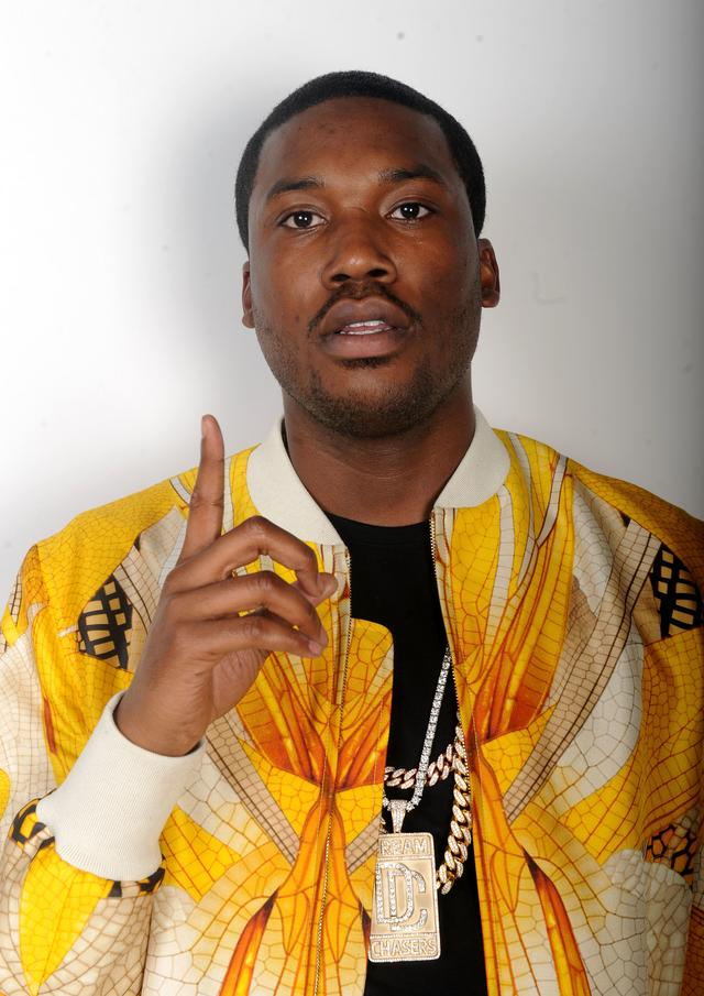 Meek Mill at BET's Rip The Runway