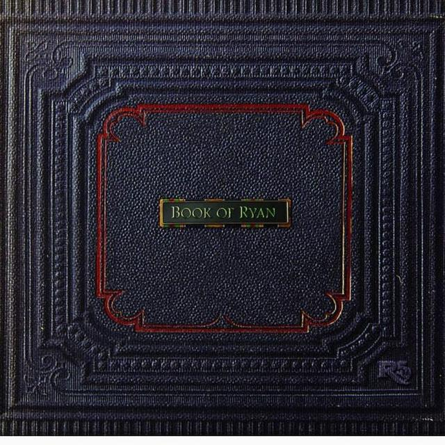 "Royce Da 5'9"" ""Book of Ryan"" album cover"