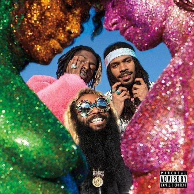 "Flatbush Zombies ""Vacation in Hell"" album cover"