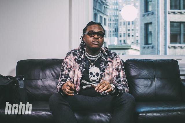 Gunna in NYC