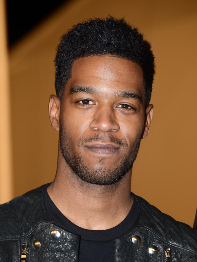 Kid Cudi at Cruel Summer event