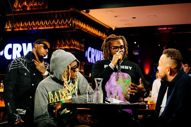 Young Thug at CRWN x TIDAL interview