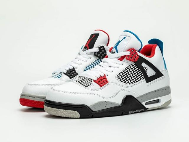 What The AJ4