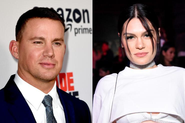 Channing Tatum And Jessie J Are Reportedly Dating