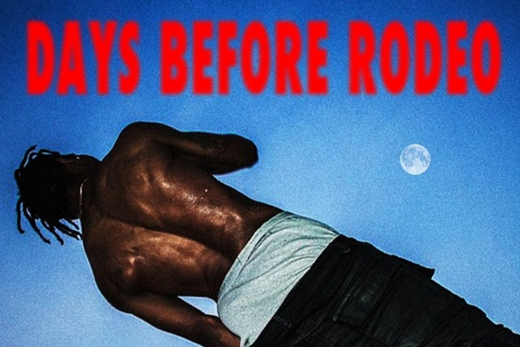 Travi Scott Shares Artwork Release Date And Tracklist For Days Before Rodeo Update Stream