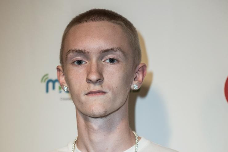 Slim Jesus At Chief Keef Show