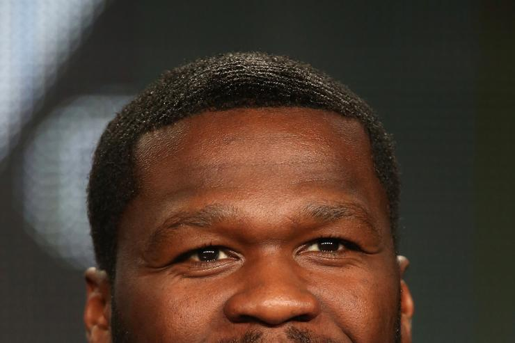 Curtis Jackson 50 Cent 2015 Winter TCA Tour - Day 3