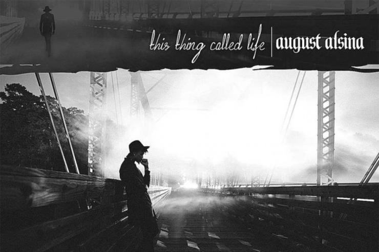 """This Thing Called Life"" album cover"