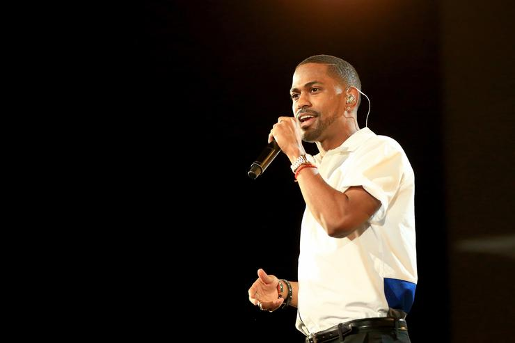 Big Sean at A+E Networks 'Shining A Light' Concert