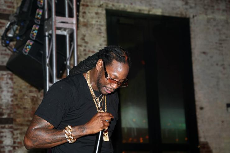 FADER Magazine 'Unlocking The Craft' With 2 Chainz