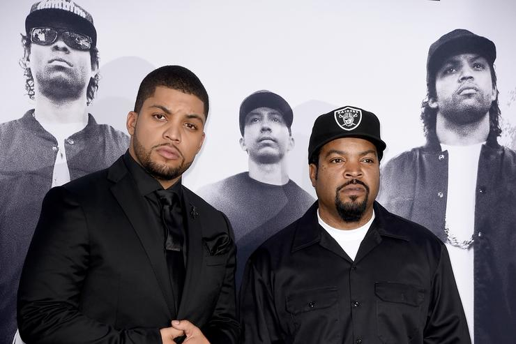 Universal Pictures And Legendary Pictures' Premiere Of 'Straight Outta Compton