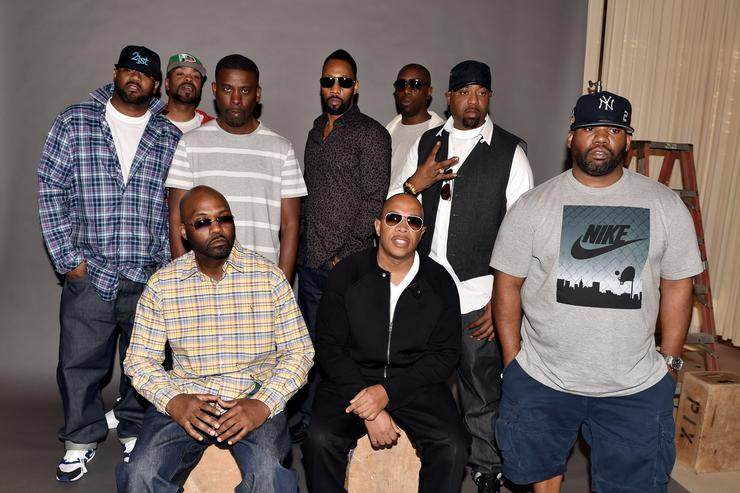 Warner Bros. Records Signs Legendary Hip-Hop Group Wu-Tang RZA Ghostface Killah Raekwon