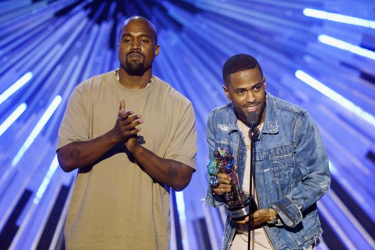 Kanye West 2015 MTV Video Music Awards - Fixed Show