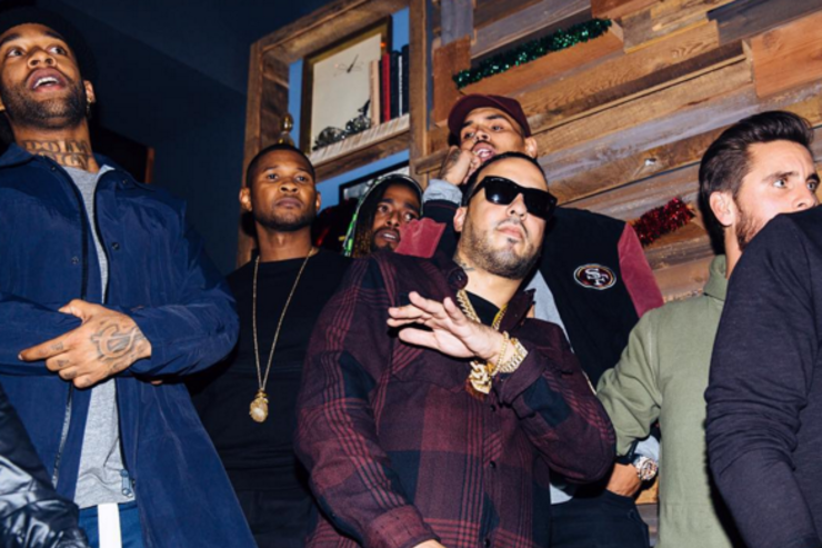 French Montana, Ty Dolla, Usher...
