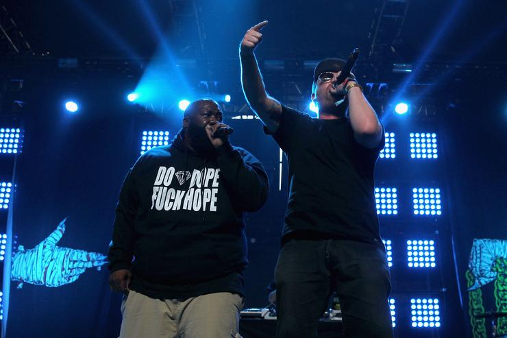 Run the Jewels at Coachella