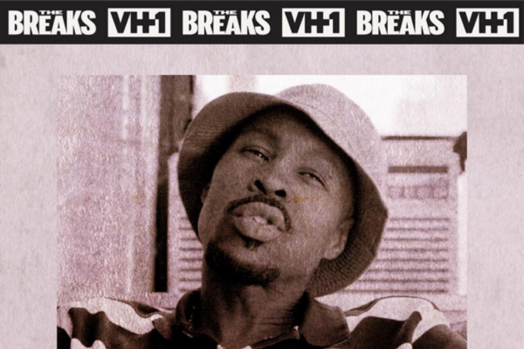 "VH1 promotional Instagram post for ""The Breaks"""