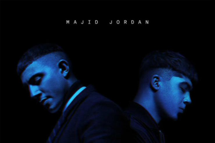 Majid Jordan's debut album cover art