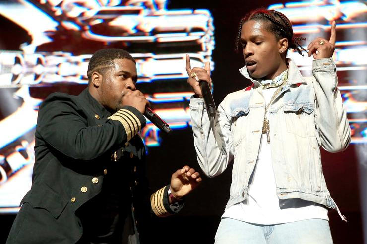 ASAP Rock & ASAP Ferg 2014 BET Experience At L.A. LIVE - OutKast, A$AP Rocky, Rick Ross, K. Michelle, August Alsina & Ty Dolla $ign Presented By Sprite : News Photo CompEmbedShareAdd to Board 2014 BET Experience At L.A. LIVE