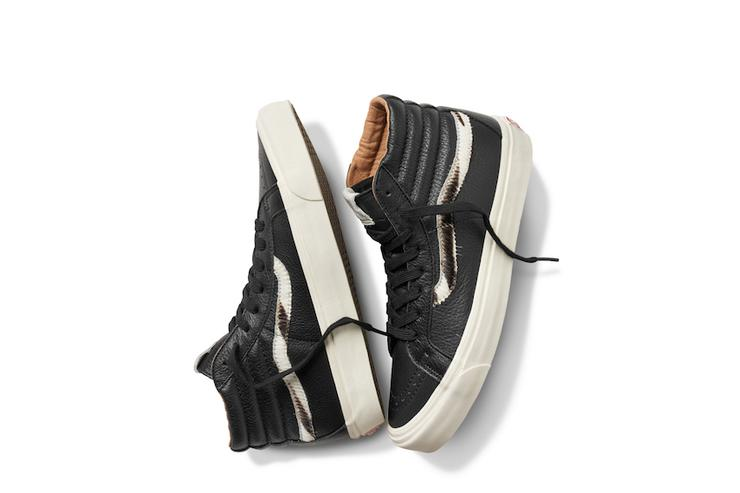 Vault by Vans Spring '16 collection OG Sk8-Hi LX.