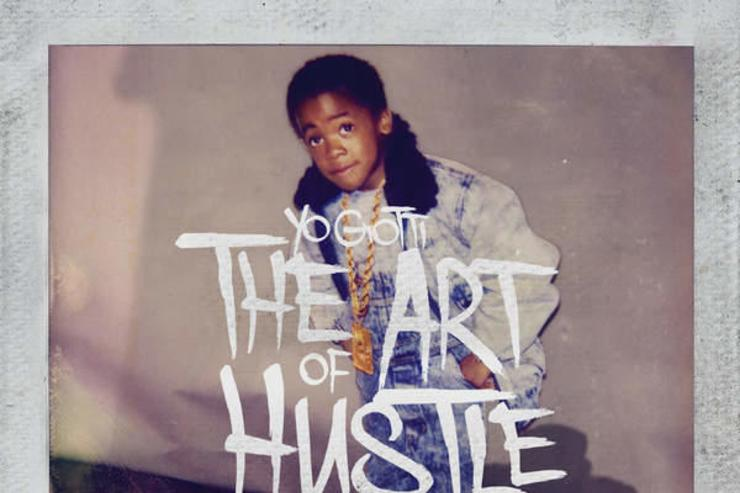 "Yo Gotti ""Art OF Hustle"" album cover"
