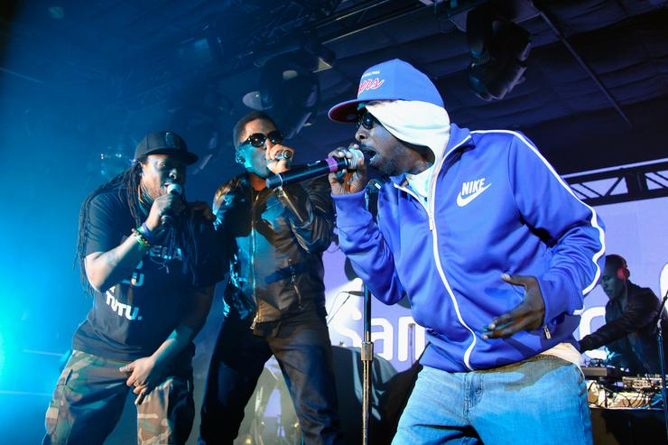 A Tribe Called Quest perform at SXSW