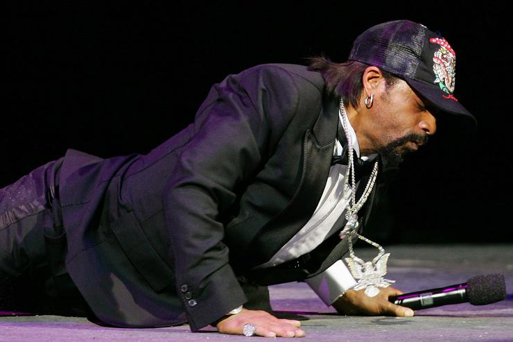 Katt Williams performs in 2006.